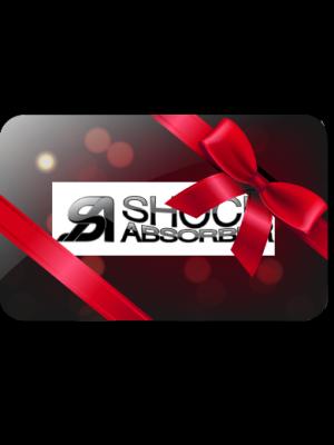 Shock Absorber Gift Card